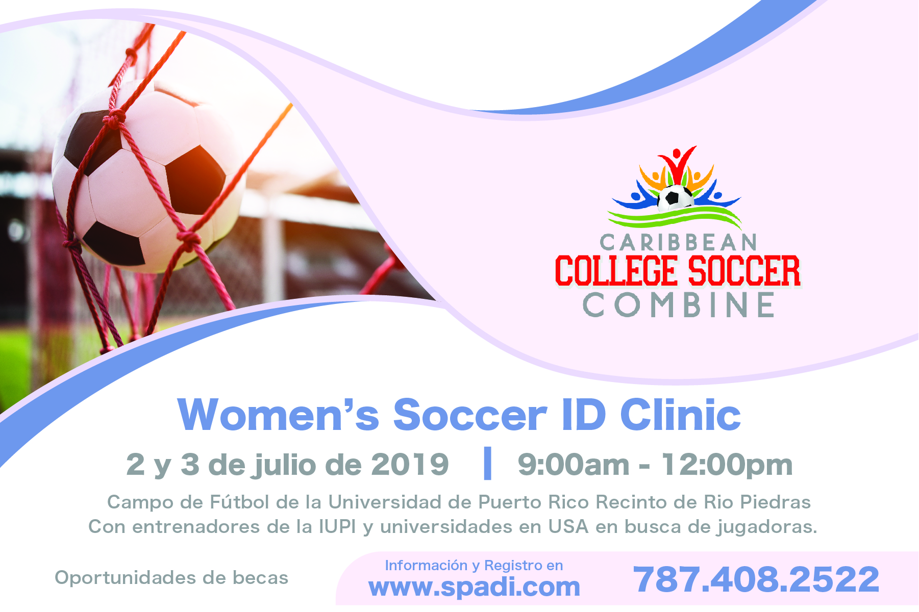 Women's Soccer ID Clinic - Caribbean College Soccer Combine